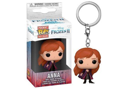 Brelok Frozen II / Kraina Lodu 2 Pocket POP! Anna