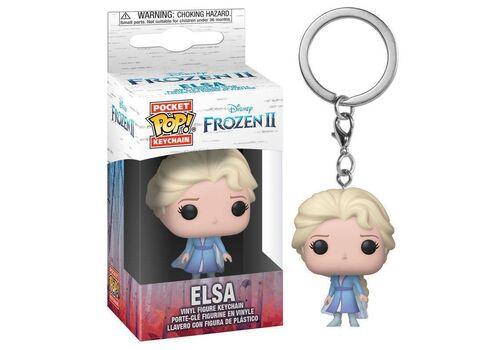Brelok Frozen II / Kraina Lodu 2 Pocket POP! Elsa