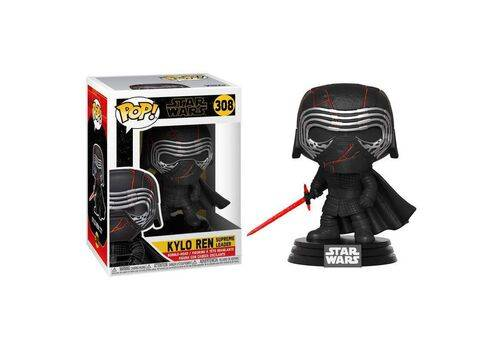 Figurka Star Wars Episode IX POP! - Kylo Ren Supreme Leader