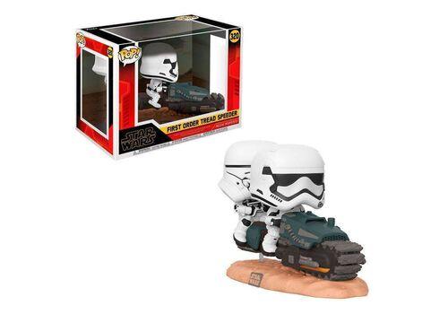 Figurka Star Wars Episode IX POP! Movie Moment - First Order Tread Speeder