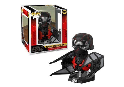 Figurka Star Wars Episode IX POP! Deluxe - Supreme Leader Kylo Ren