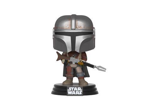 Figurka Star Wars The Mandalorian POP! - The Mandalorian