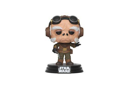 Figurka Star Wars The Mandalorian POP! - Kuiil