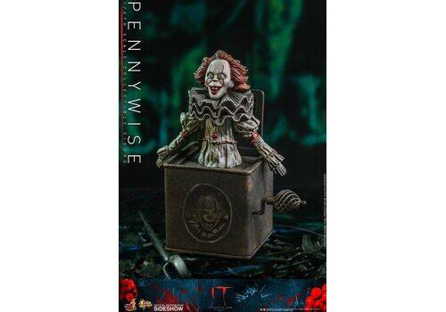Figurka It / To Chapter Two Movie Masterpiece 1/6 Pennywise, zdjęcie 7