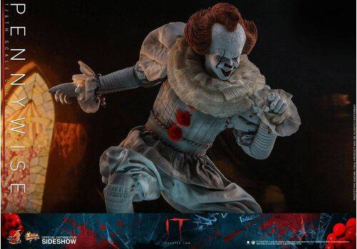 Figurka It / To Chapter Two Movie Masterpiece 1/6 Pennywise, zdjęcie 12