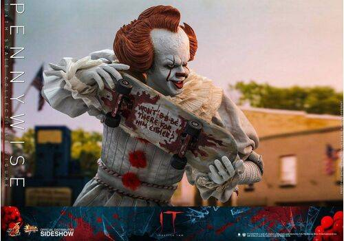 Figurka It / To Chapter Two Movie Masterpiece 1/6 Pennywise, zdjęcie 13