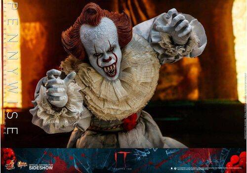 Figurka It / To Chapter Two Movie Masterpiece 1/6 Pennywise, zdjęcie 15