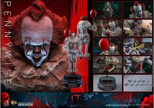 Figurka It / To Chapter Two Movie Masterpiece 1/6 Pennywise, zdjęcie 17