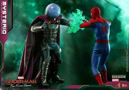 Figurka Spider-Man: Far From Home Movie Masterpiece 1/6 Mysterio, zdjęcie 3