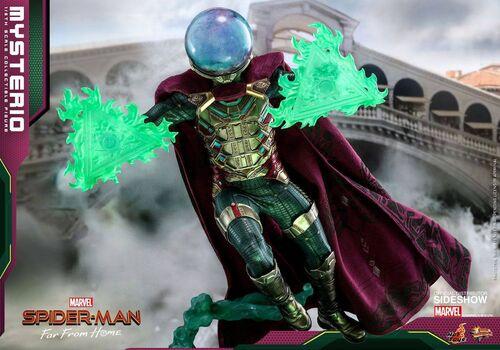 Figurka Spider-Man: Far From Home Movie Masterpiece 1/6 Mysterio, zdjęcie 5