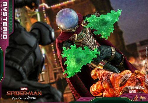 Figurka Spider-Man: Far From Home Movie Masterpiece 1/6 Mysterio, zdjęcie 6