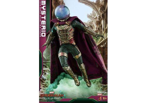 Figurka Spider-Man: Far From Home Movie Masterpiece 1/6 Mysterio, zdjęcie 8