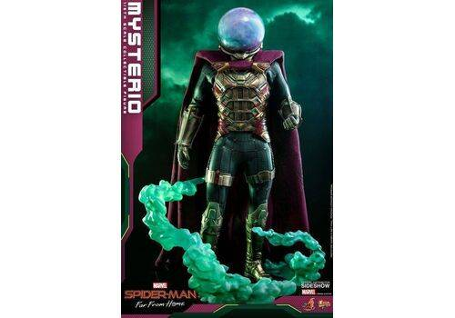 Figurka Spider-Man: Far From Home Movie Masterpiece 1/6 Mysterio, zdjęcie 13