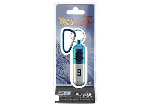 Brelok Dragon Ball Z - Capsule Corp (otwierany), zdjęcie 6