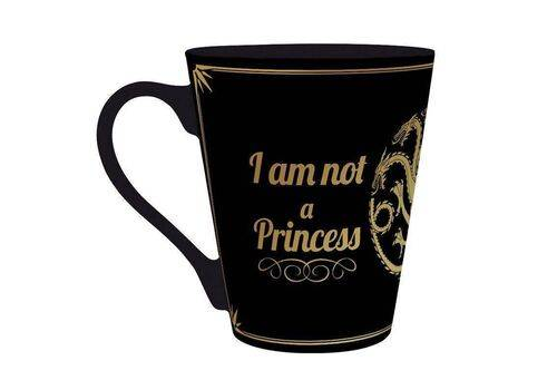 Kubek Gra o Tron - I am not a princess (340 ml)
