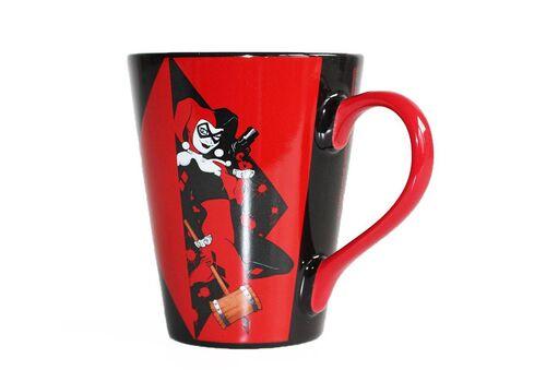 Kubek DC Comics - Harley Quinn (340 ml)