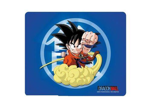 Podkładka pod mysz Dragon Ball - Son Goku cloud
