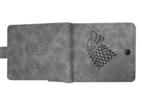 Portfel premium Gra o tron - Stark