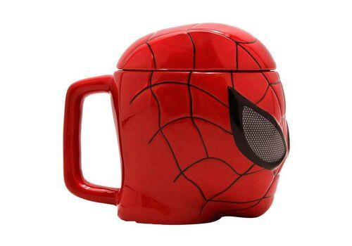 Kubek ceramiczny z pokrywką Marvel - Spider-Man (350 ml), zdjęcie 2