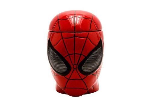 Kubek ceramiczny z pokrywką Marvel - Spider-Man (350 ml), zdjęcie 3