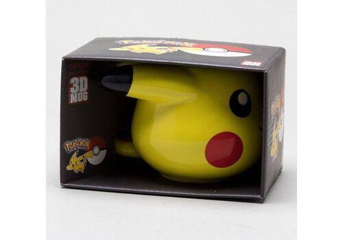 Kubek ceramiczny Pokemon 3D - Pikachu