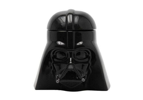 Kubek ceramiczny z pokrywką Star Wars 3D - Darth Vader (350 ml), zdjęcie 3