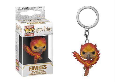 Brelok Harry Potter POP! - Fawkes