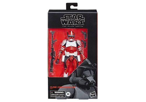 Figurka Star Wars The Clone Wars Black Series - Clone Commander Fox Exclusive