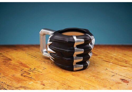 Stylizowany kubek Marvel Black Panther - Claw