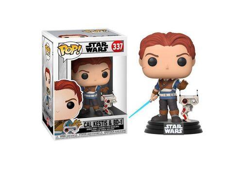 Figurka Star Wars Jedi Fallen Order POP! - Jedi Cal Kestis