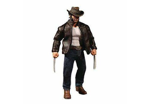 Figurka Marvel 1/12 Logan 16 cm
