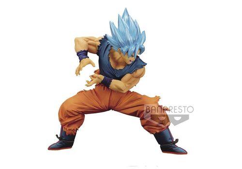 Figurka Dragon Ball Super Maximatic - SSGSS Son Goku
