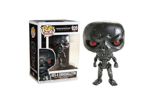 Figurka Terminator: Dark Fate POP! - REV-9