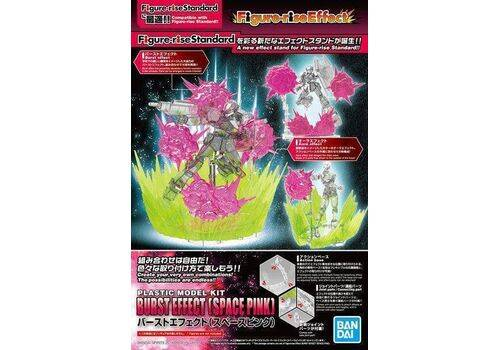 Akcesoria do figurek Figure-rise - Space Pink Burst Effect