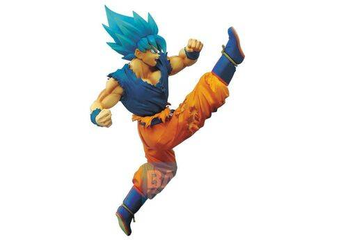 Figurka Dragon Ball Super Z-Battle - Super Saiyan God Super Saiyan Son Goku