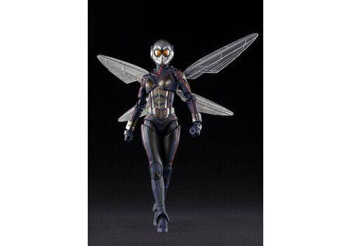 Figurka Ant-Man and the Wasp S.H. Figuarts - The Wasp & Tamashii Stage