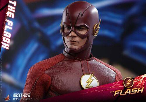 Figurka The Flash Movie Masterpiece 1/6 The Flash, zdjęcie 16