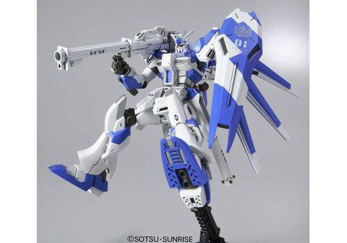 Model figurki GUNDAM HGUC 1/144 RX-93-V2 HI NU Gundam, zdjęcie 4