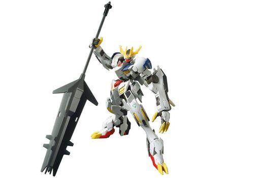 Model figurki GUNDAM HG 1/144 Lupus Rex, zdjęcie 1