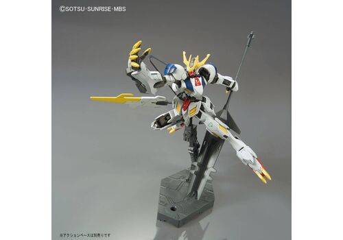 Model figurki GUNDAM HG 1/144 Lupus Rex, zdjęcie 8