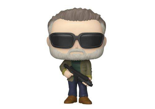 Figurka Terminator: Dark Fate POP! - T-800