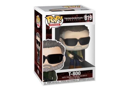 Figurka Terminator: Dark Fate POP! - T-800, zdjęcie 2