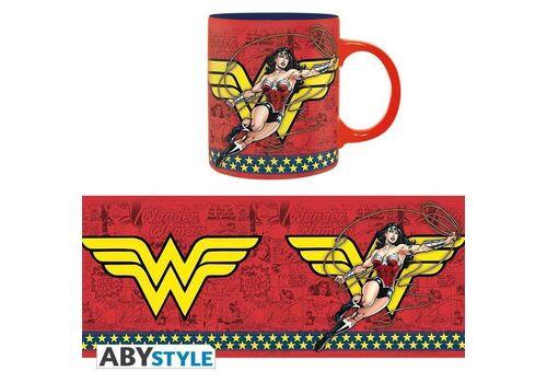 Kubek DC Comics - Wonder Woman Action