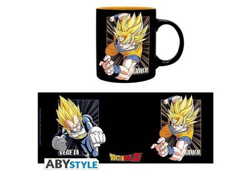 Kubek Dragon Ball Z - Goku & Vegeta (320ml)