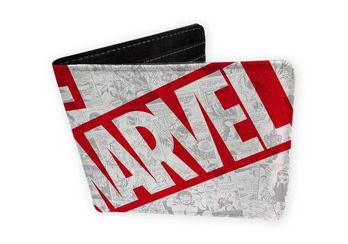 Portfel Marvel - Logo