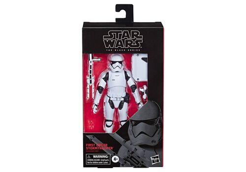 Figurka Star Wars Epizod VIII Black Series - First Order Stormtrooper (2019)