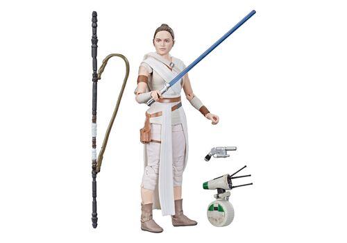 Figurka Star Wars Epizod IX Black Series - Rey & D-O (2019)