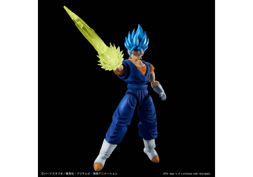Figurka do złożenia Dragon Ball Z - SSGSS Vegetto (ruchoma), zdjęcie 6