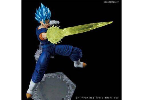 Figurka do złożenia Dragon Ball Z - SSGSS Vegetto (ruchoma), zdjęcie 5