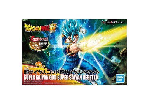 Figurka do złożenia Dragon Ball Z - SSGSS Vegetto (ruchoma), zdjęcie 7